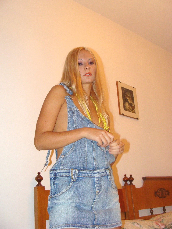 Italian blonde